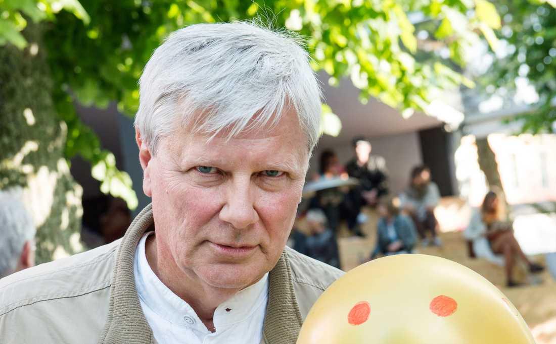 Lars Ohly, tidigare partiledare för Västerpartiet.