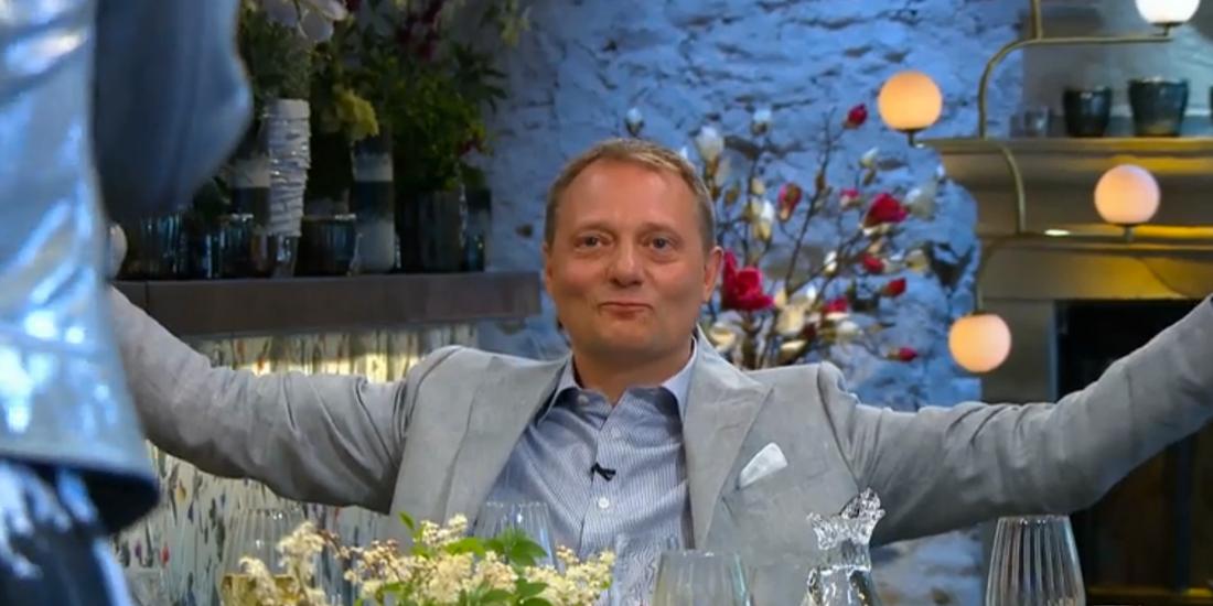 """Magnus Carlson i """"Så mycket bättre"""" 2016."""