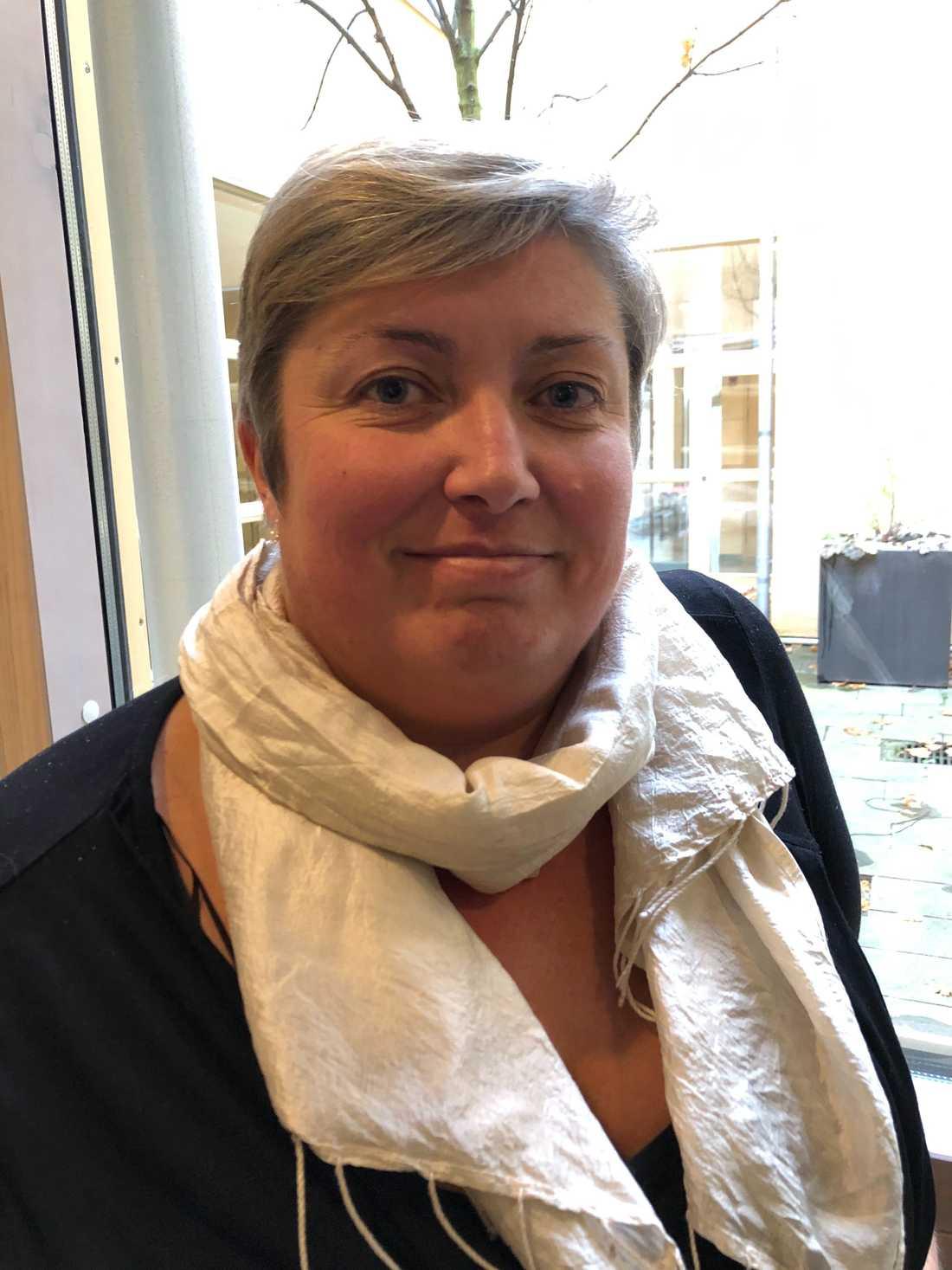 Chefsåklagaren Eva Nemec Nordh.