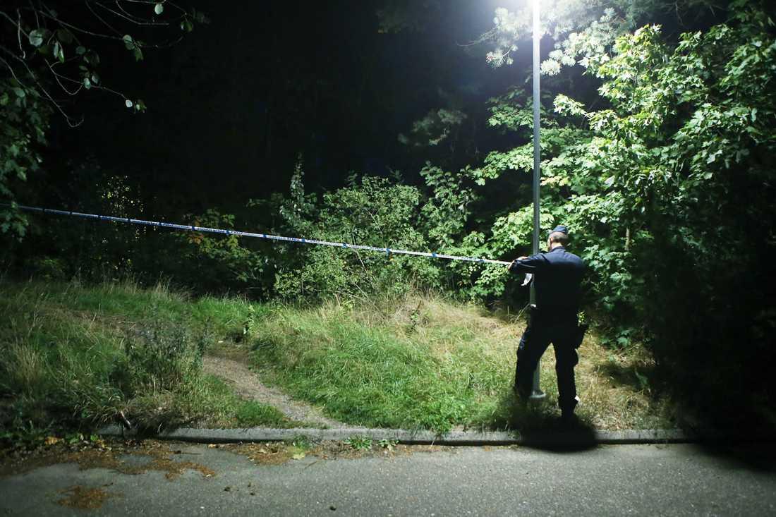 Polisen har inlett en förundersökning om mord.