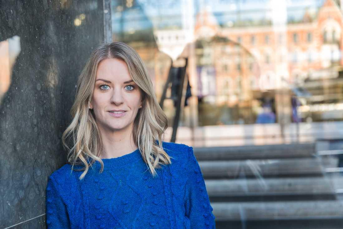 Maria Landeborn, sparekonom på Danske Bank.