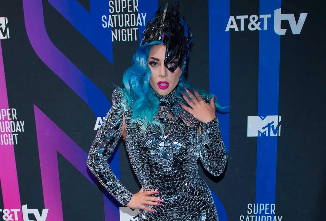 Lady Gaga i Miami, februari i år.