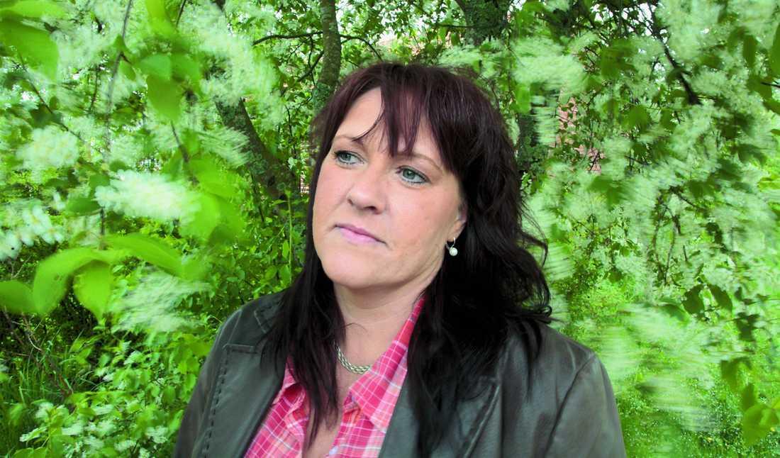"""Maria Andersson var 28 år när hon fick sin adhd-diagnos. """"Tänk om någon fångat upp mig tidigare"""", säger hon."""