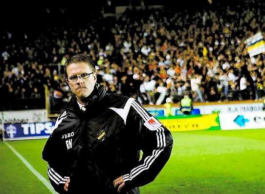 Rikard Norling tror att AIK klarar sig utan Wilton.