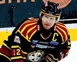 Brynäs firar 100 –då byter Andreas Dackell tröjnummer från 12 till just 100.