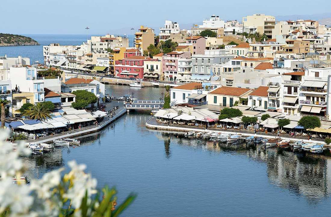 Agios Nikolaos på östra Kreta ingår numera i Fritidsresors utbud.