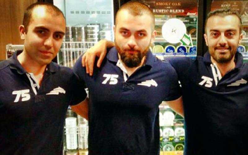 Freddy Yakootkar, Toni och Farzan Esfahani hos Direkten Kortedala, eller Citytorgets Spel & Tobak