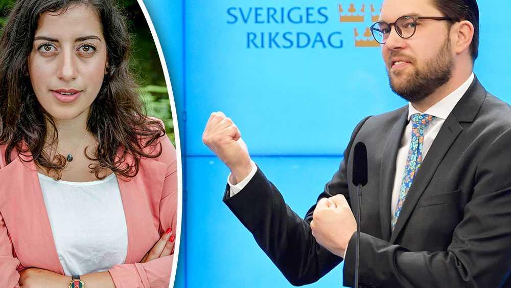 Tryggheten kommer inte hittas i Sverigedemokraternas faktaresistenta politik, utan i en human rättspolitik som gör skillnad på riktigt, skriver Simona Mohamsson, (LUF).