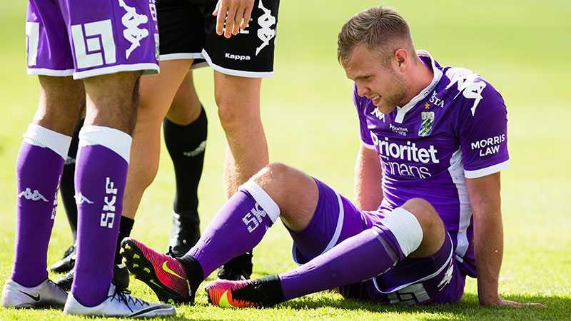 Gustav Engvall följer inte med laget till Helsingfors.