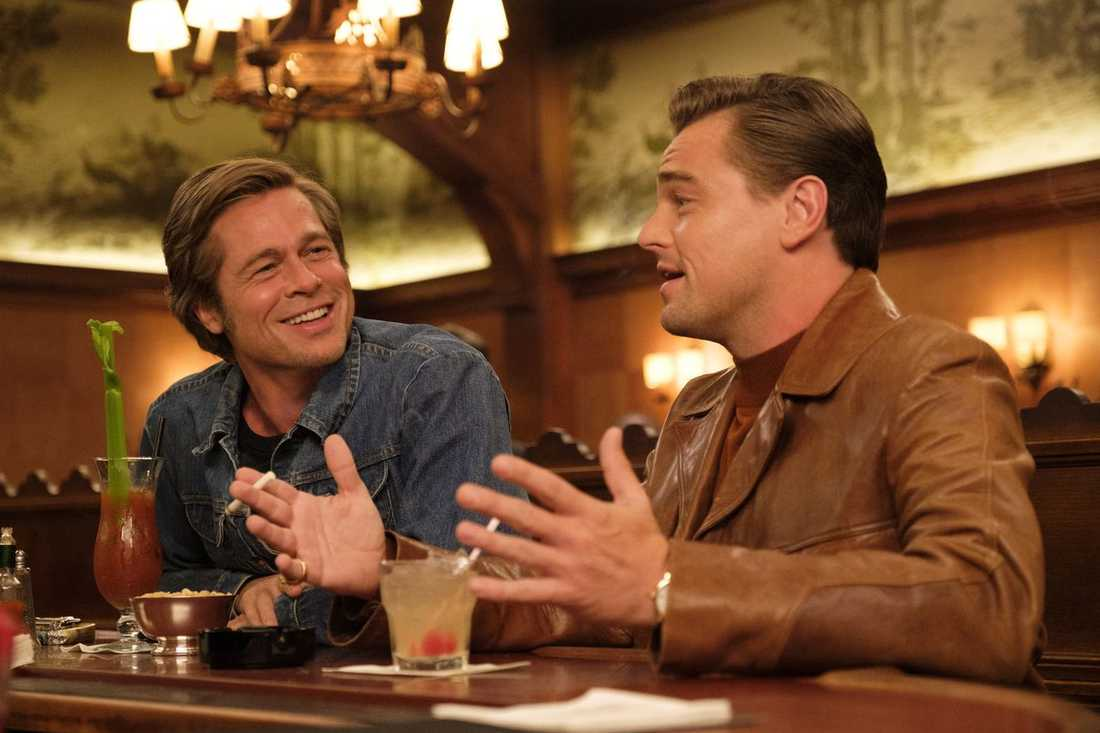 """""""Once upon a time in... Hollywood""""."""