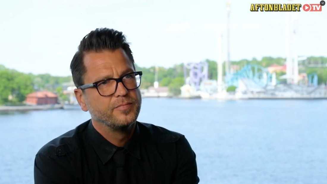 Ulf Ekberg.