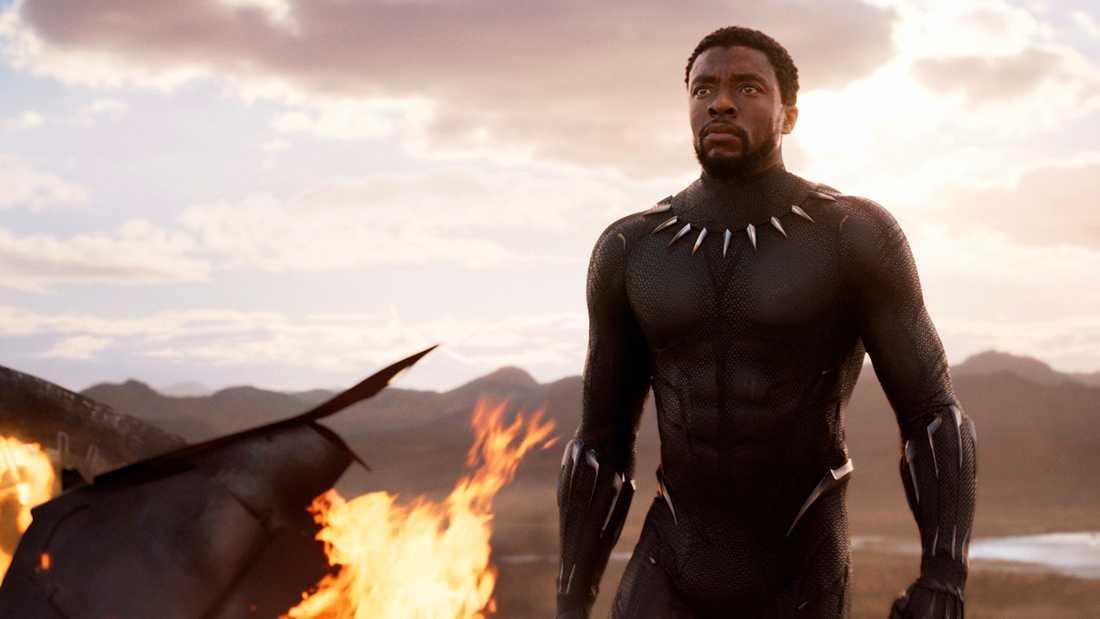 "Ur första ""Black panther""."