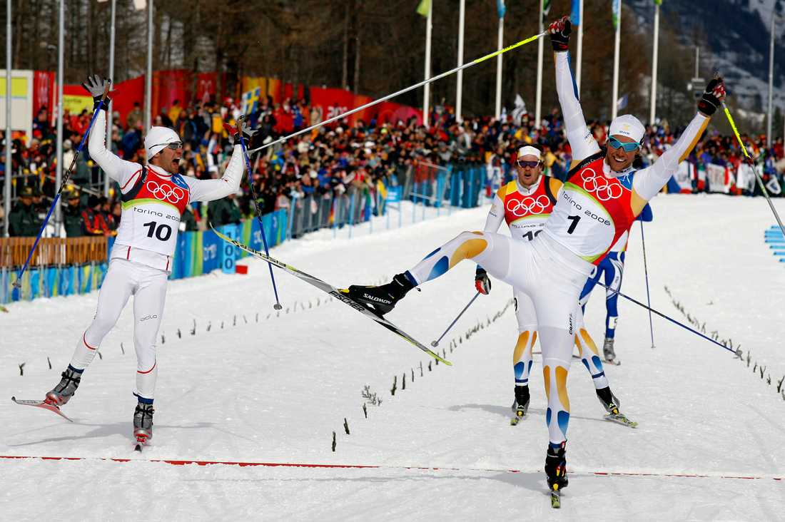 Björn Lind tog dubbla OS-guld i Turin 2006. Först i sprintstafetten tillsammans med Thobias Fredriksson och sedan på den individuella sprinten. På lördag är han ambassadör för Olympiatravets tredje uttagningslopp på  Jägersro.