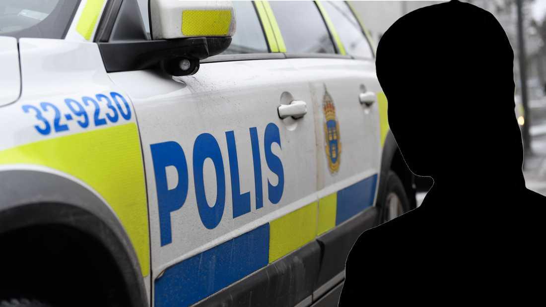 Enligt uppgifter till Nöjesbladet greps realityprofilen i samband med en polisrazzia.