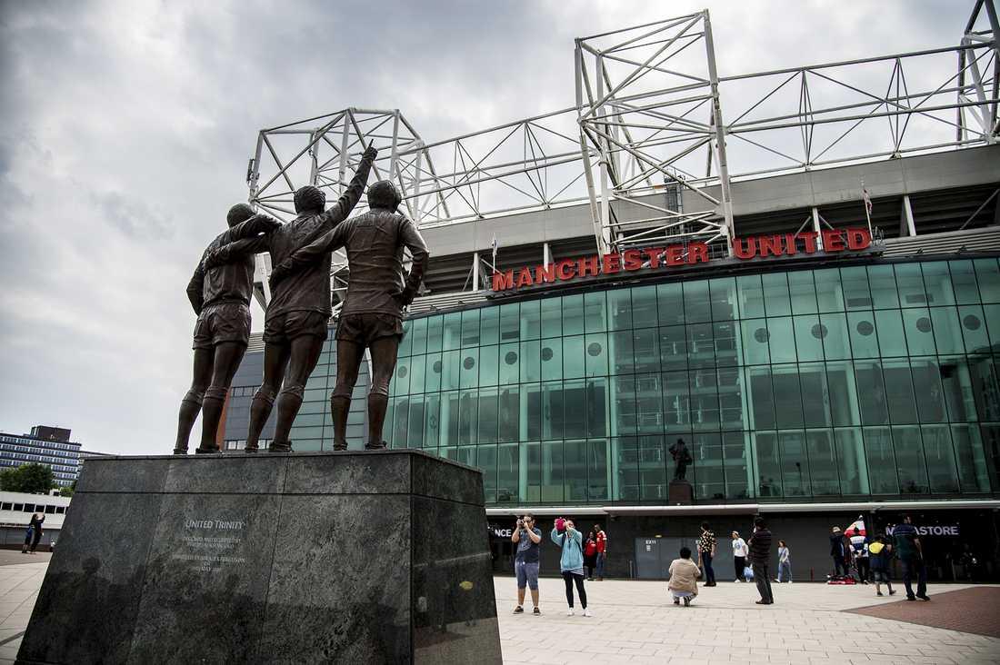 Old Trafford.