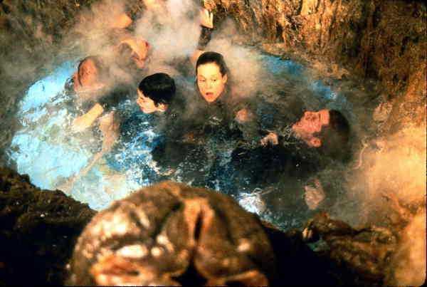 """""""Alien – Återuppstår"""" (1997) Regi: Jean-Pierre Jeunet – Fransmannens Jeunets försök att väcka liv i """"Alien""""-myten drog in minst pengar av alla filmer och fick ett ljummet mottagande av kritikerna."""