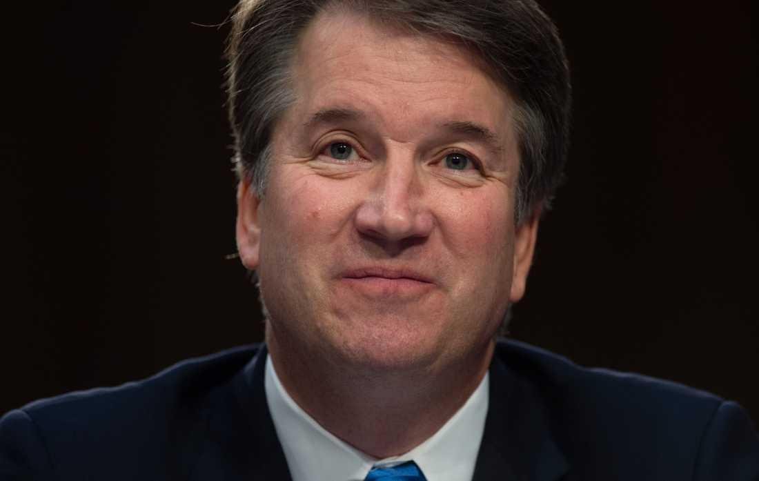 Brett Kavanaugh, är ny domare i högsta domstolen i USA, efter dagens omröstning i senaten.