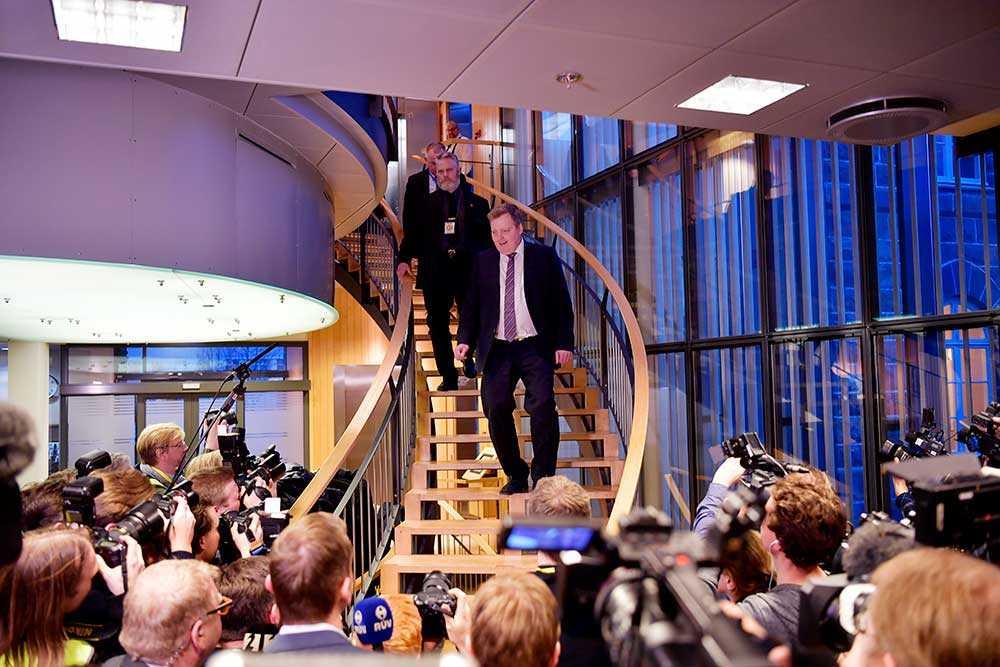 Sigmundur Davíð Gunnlaugsson avgick om statsminister efter avslöjanden om bortgömda tillgångar i skatteparadis.