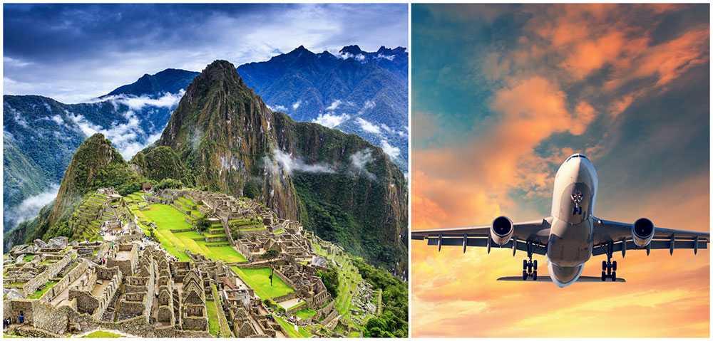 En ny kritiserad flygplats ska byggas i närheten av Machu Picchu. Det har väckt starka reaktioner.