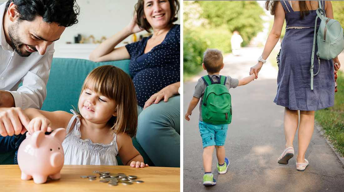Guide – allt du behöver veta om barnbidrag 2019