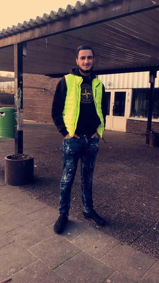 19-åriga Fadil Mourad.