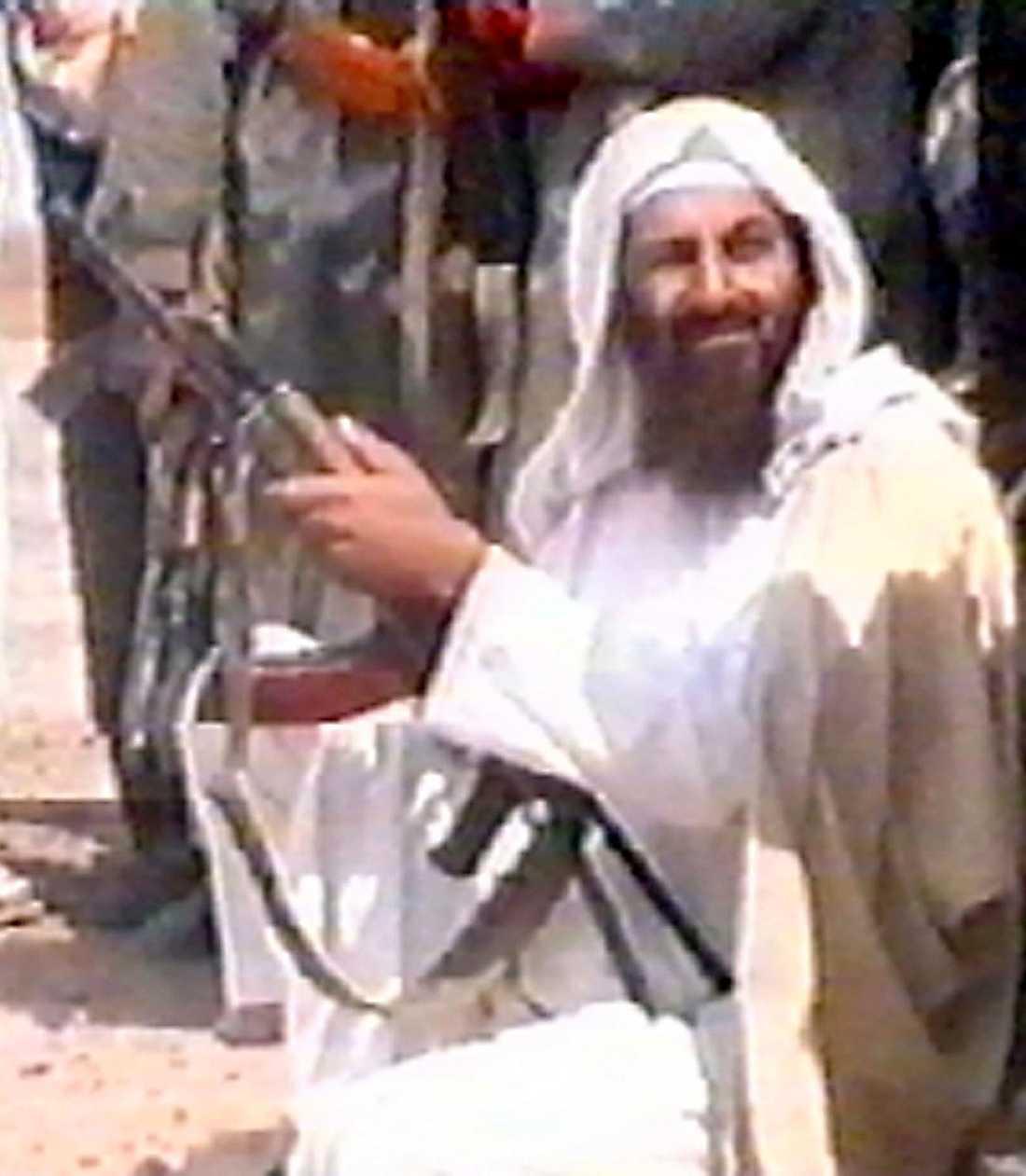 Usama bin Ladin sköts ihjäl av elitsoldater.