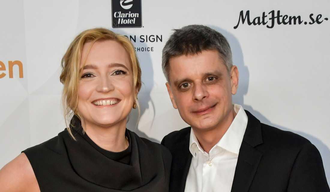 Christina och Peter Birro.
