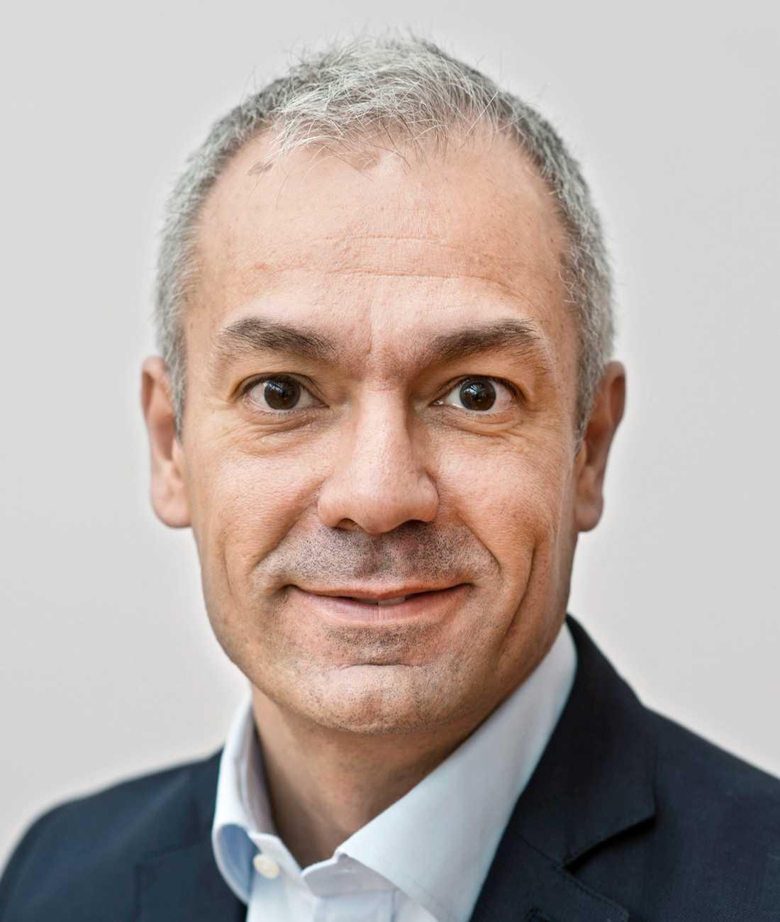 Privatekonom Arturo Arques.