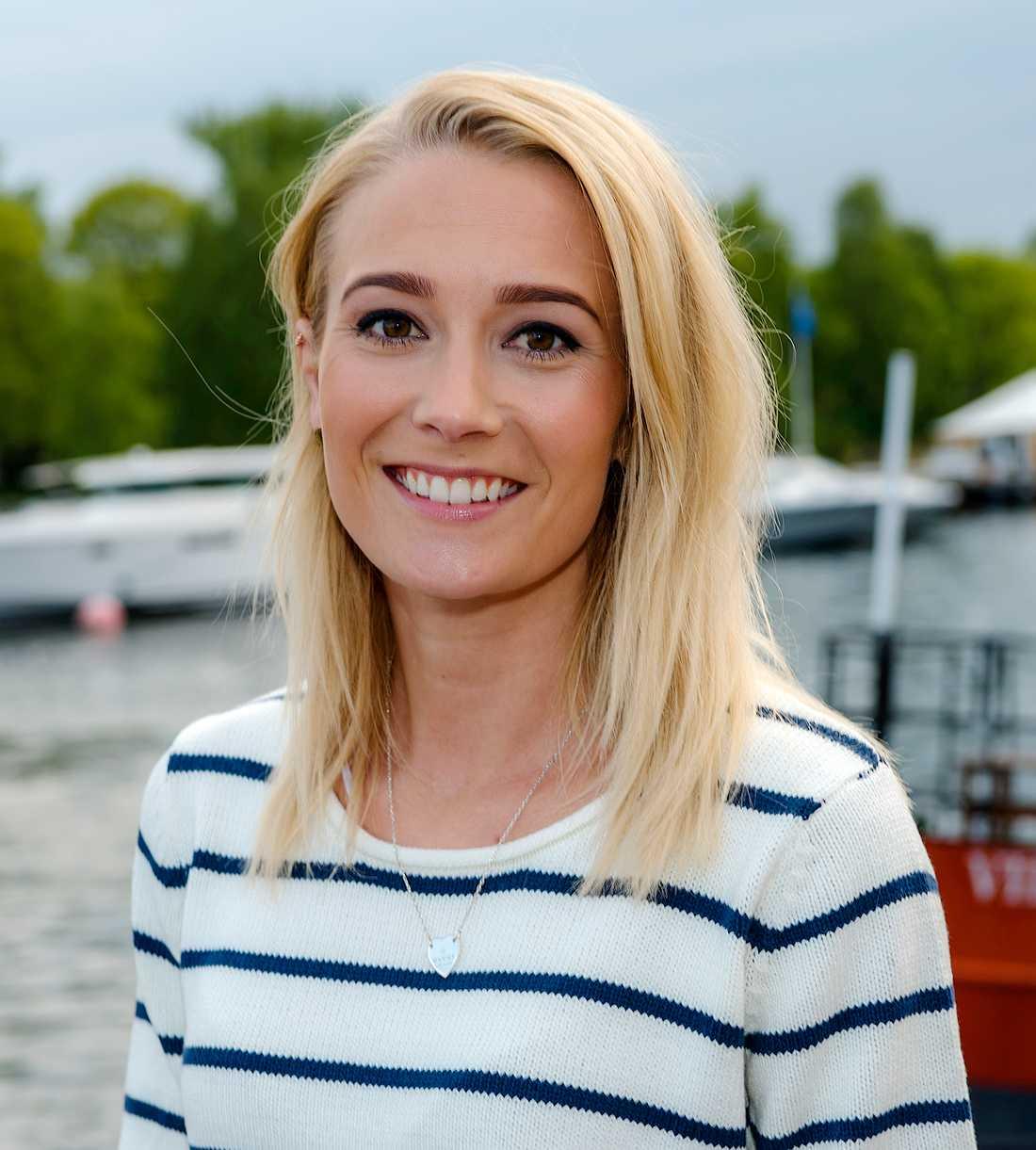 Ellen Bergström.