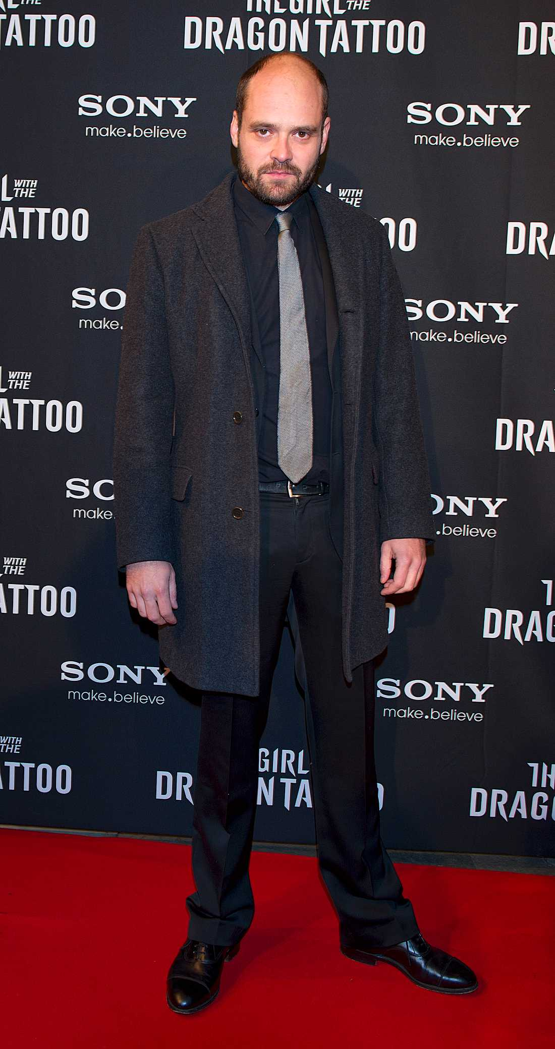 David Dencik ska spela Thomas Quick.
