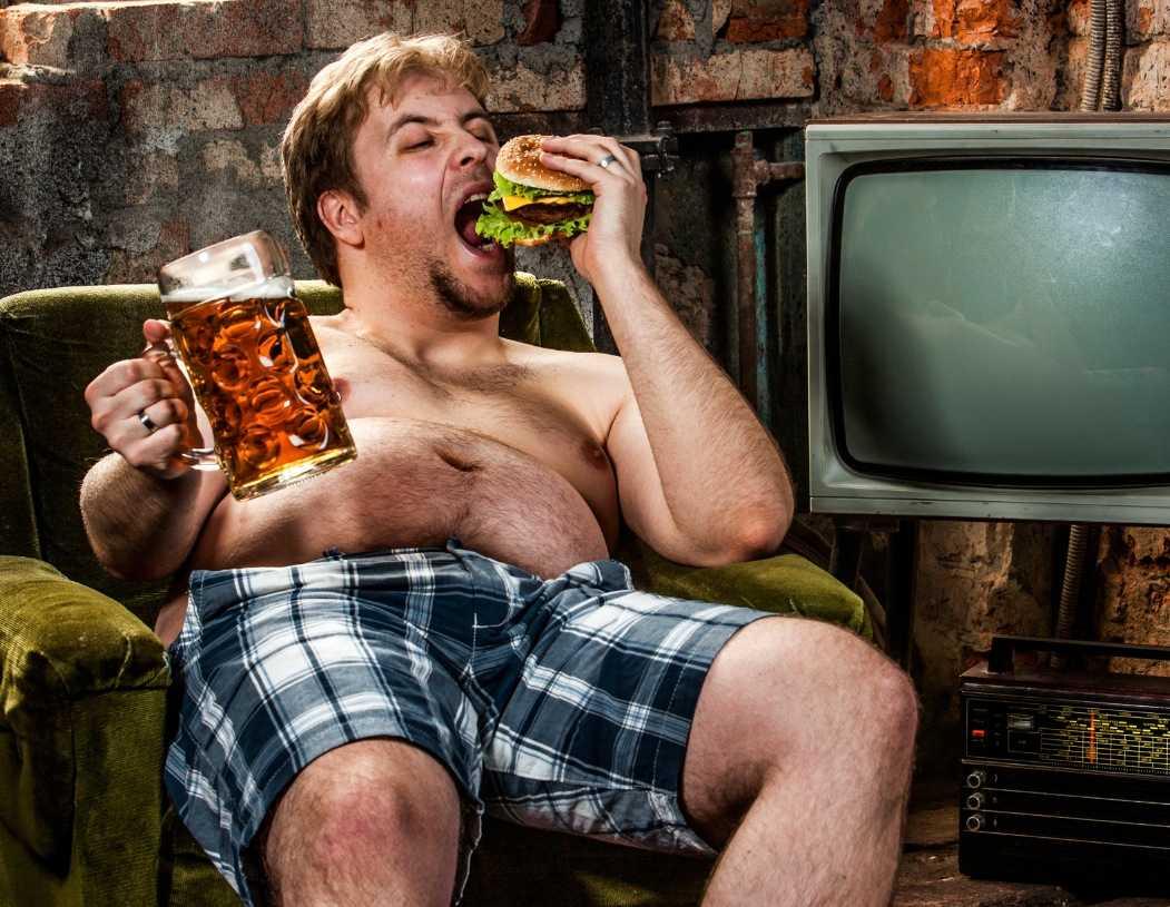 Svenskarna blir allt fetare – något vi själva tröttnat på.