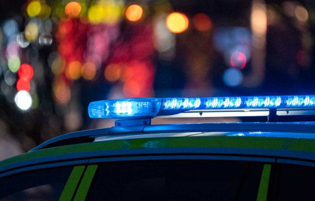 Polisen fick rycka ut för att skingra folksamlingar i Åre där många befinner sig för att fira sportlov. Arkivbild.