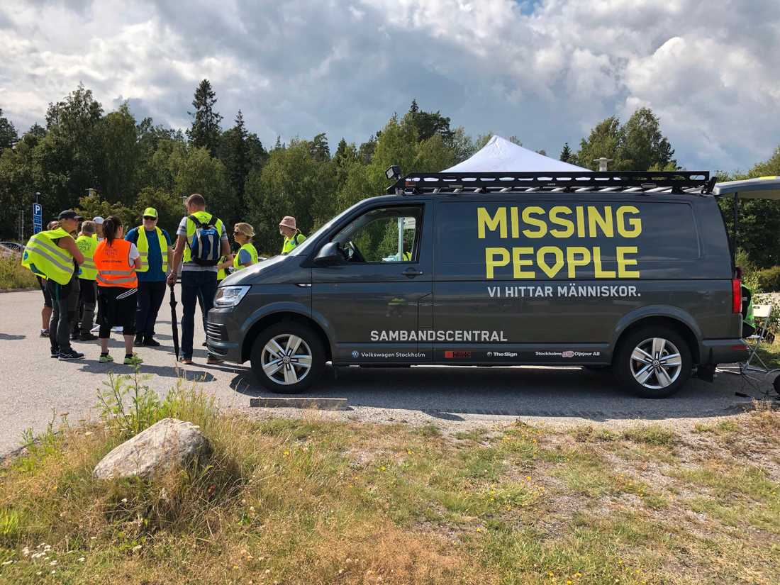 12-åringen söks av Missing People.