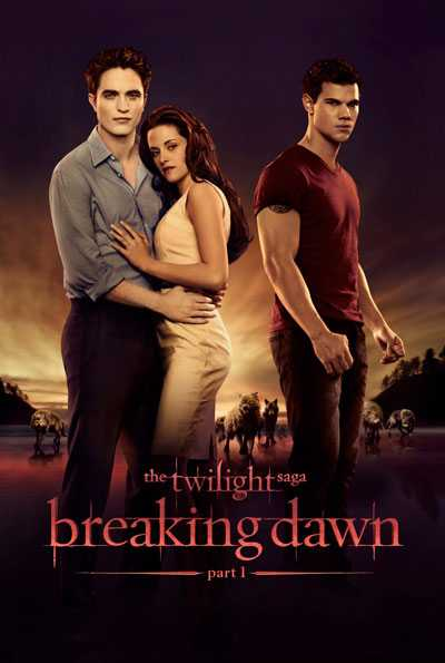 "Postern till ""Twilight: Breaking dawn"""