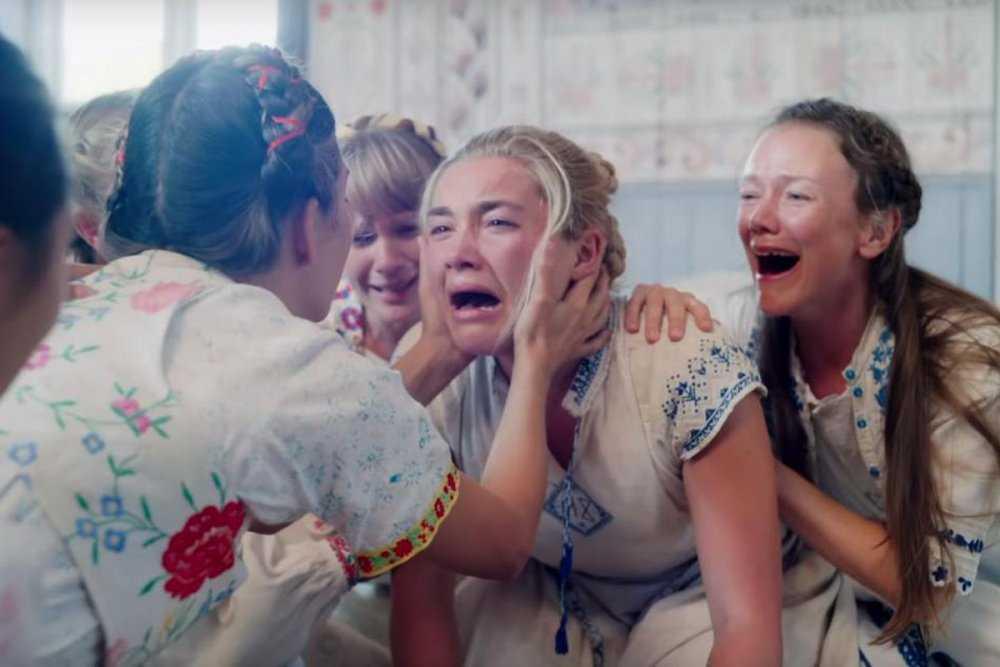 """Florence Pugh i """"Midsommar""""."""
