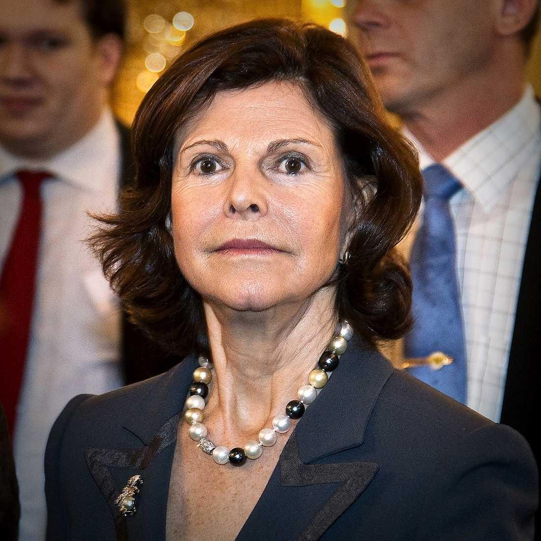 Jag var inte rädd för vad jag skulle hitta i arkiven, säger drottning Silvia till GP.