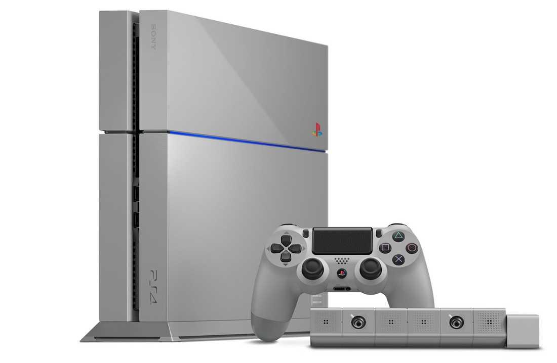 Den eftertraktade jubileumsversionen av PS4 tillverkades bara i 12 300 exemplar.