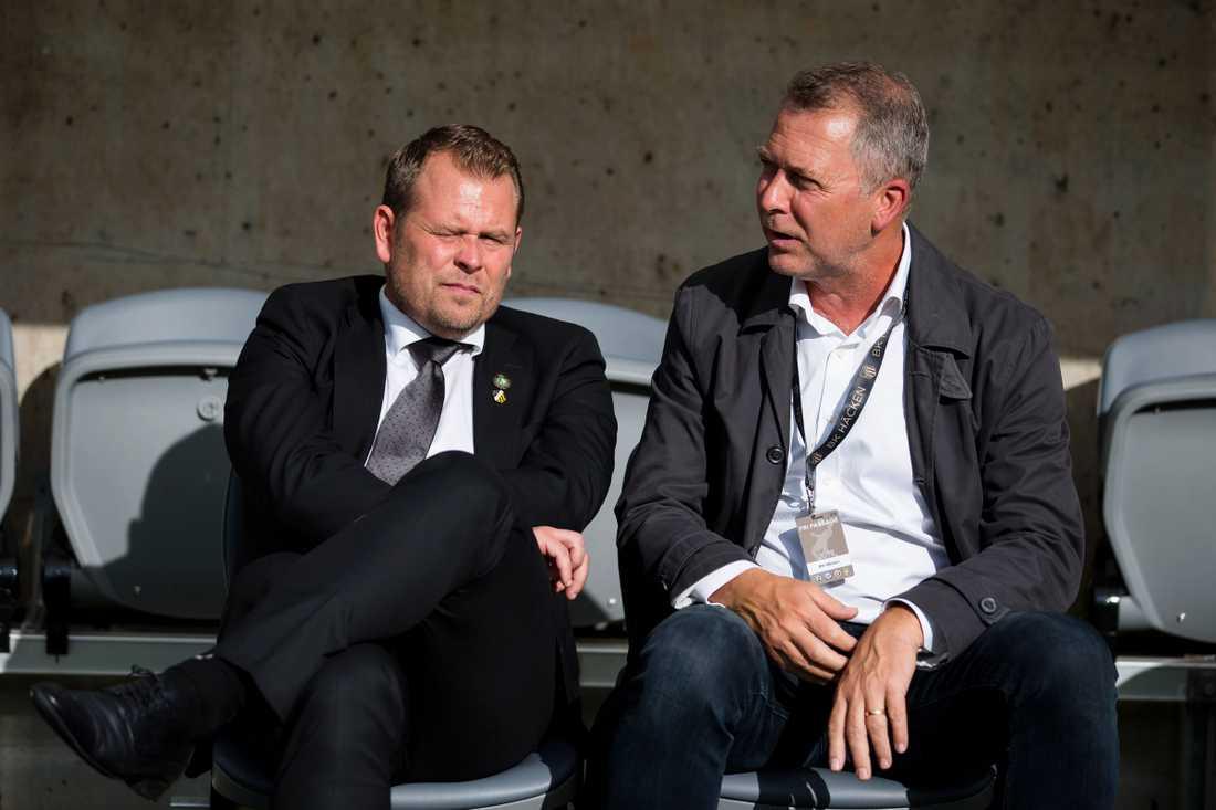 Stahre och Karlsson
