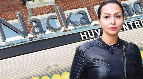 Backa Nacka! Bättre än så här kan vi, skriver Bahareh Mohammadi Andersson. Bilden är ett montage.
