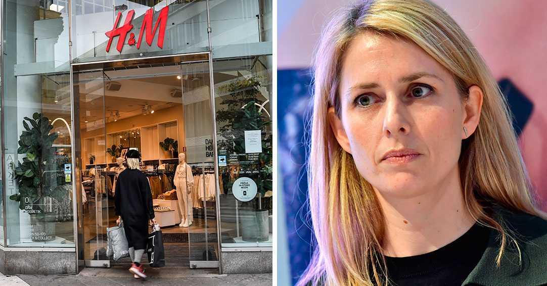 H&M:s vd efter rasismavslöjandet: Visst kan man få kritik