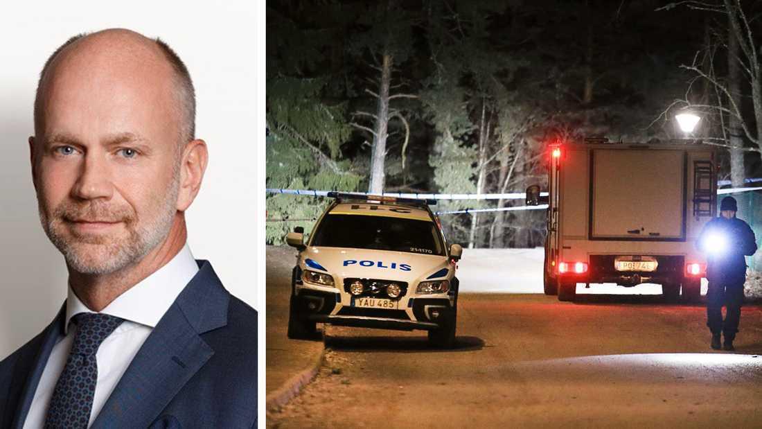 Advokaten Henrik Olsson Lilja nöjd att hovrätten ändrar domen till mord.