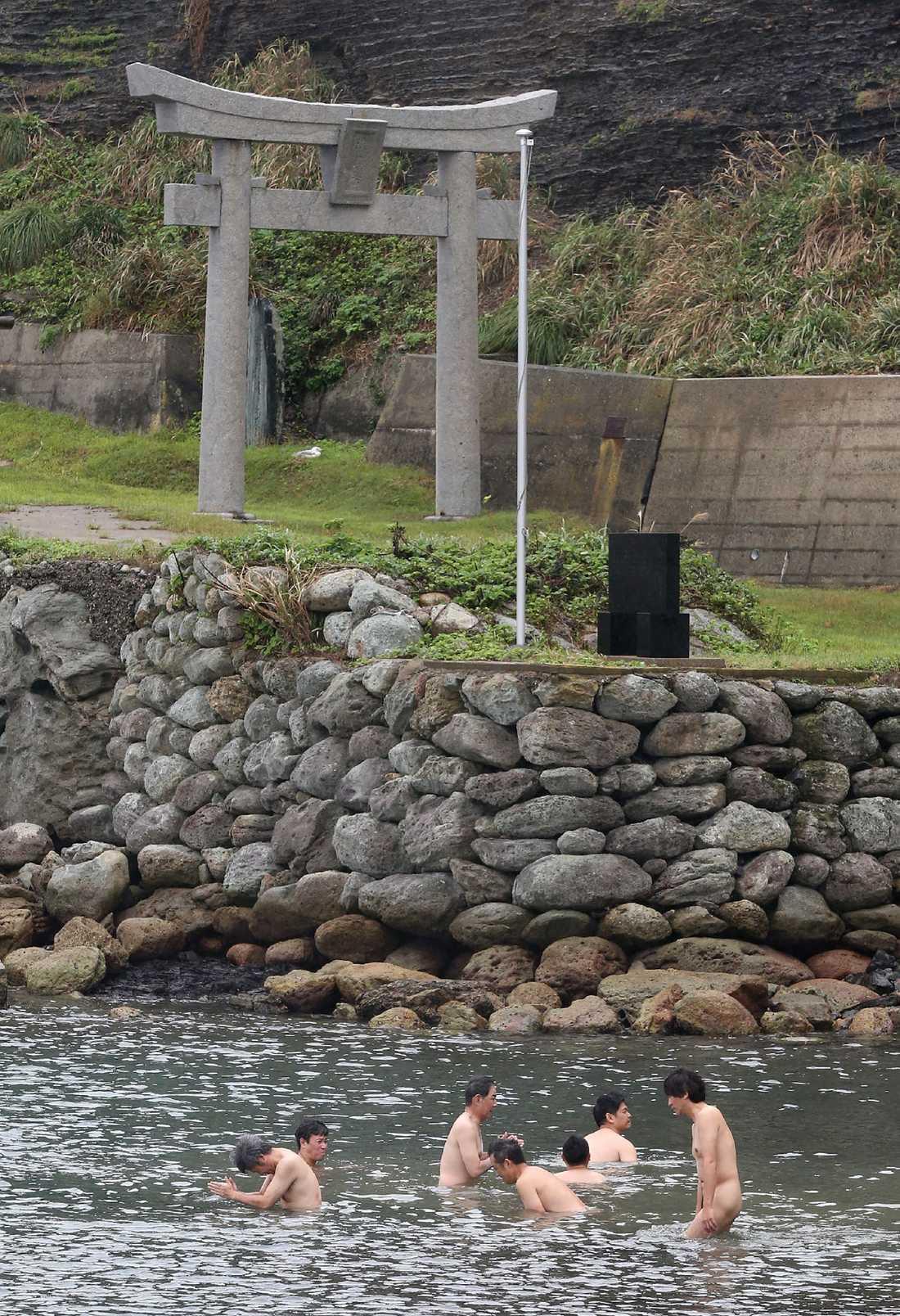 Ön Okinoshima.