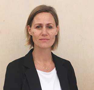 Monica Krüger, gränspolisen.