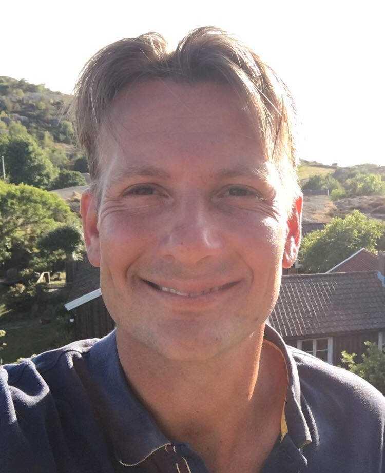 Daniel Kalles-Pettersson filmade händelsen.