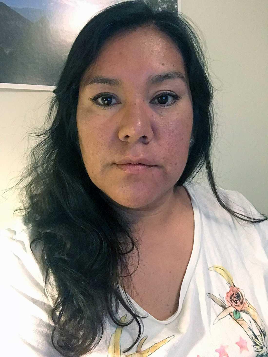 Maria Diemar togs från sina föräldrar i Chile utan deras vetskap.