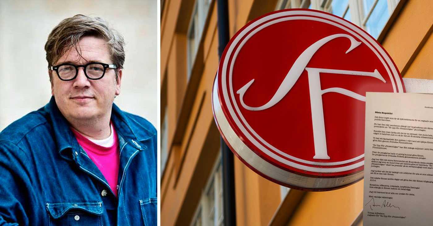 "Efter Tomas Alfredsons ilska: ""Jönssonligan"" uppges ha sålts till C More"
