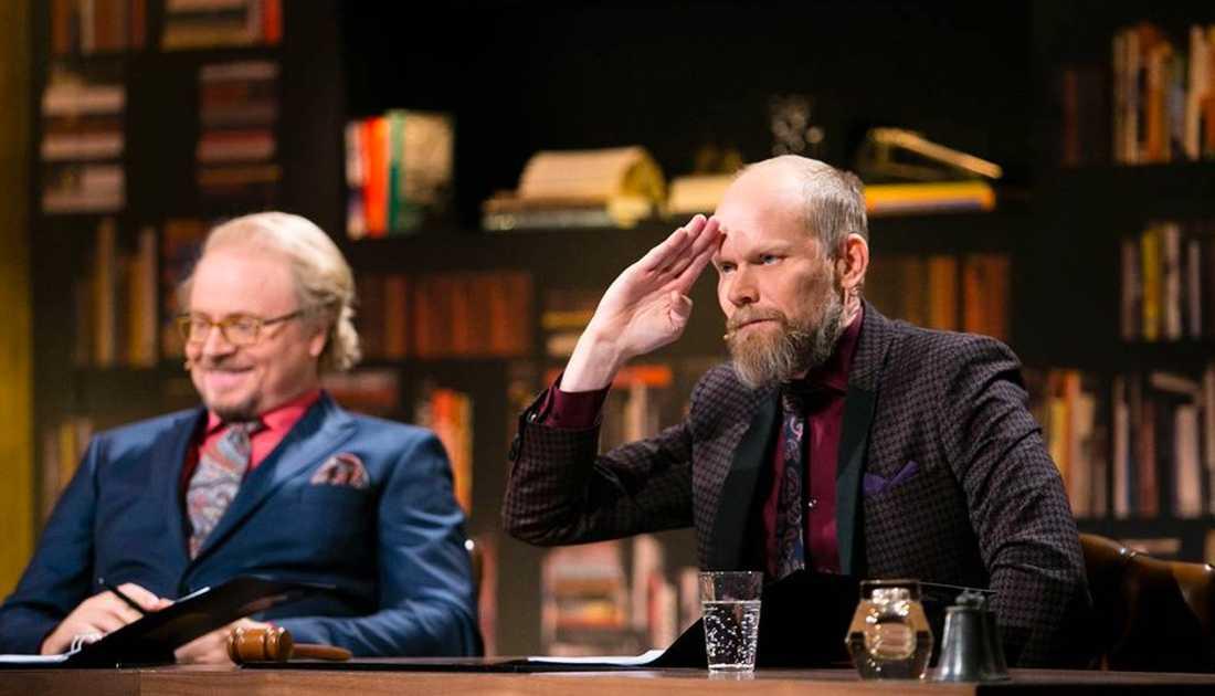 """""""På spåret"""" från Göteborg – likartade 08-problem men breda underhållningsprogram behöver kändisar, till skillnad från """"Opinion live"""", tycker Virtanen."""