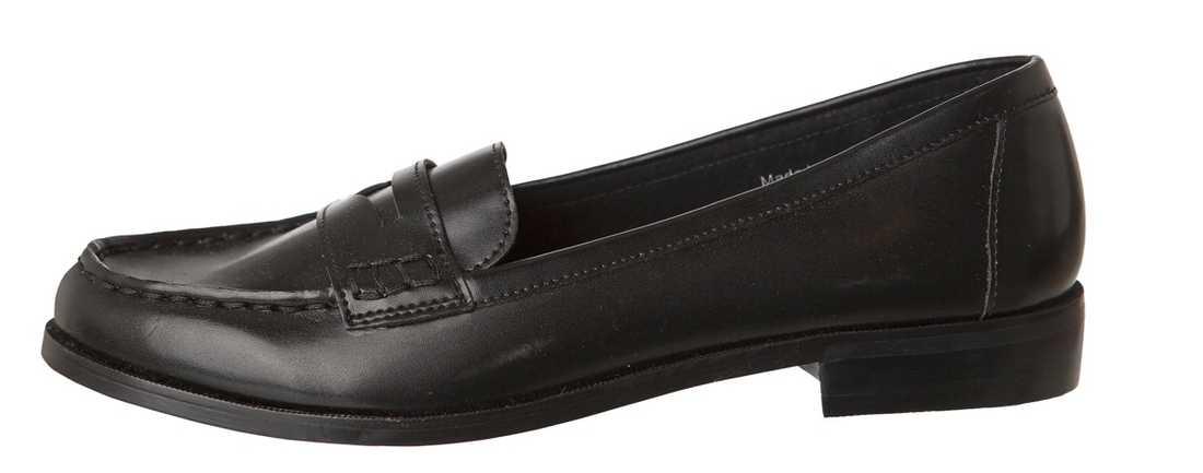 Maskulint Monki. 500 kr Loafers är höstens hetaste herrsko.