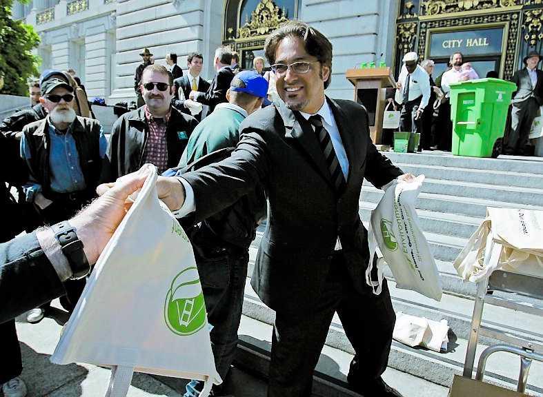 Förbud Plastkassar som inte är nedbrytbara är förbjudna i bland annat San Francisco.