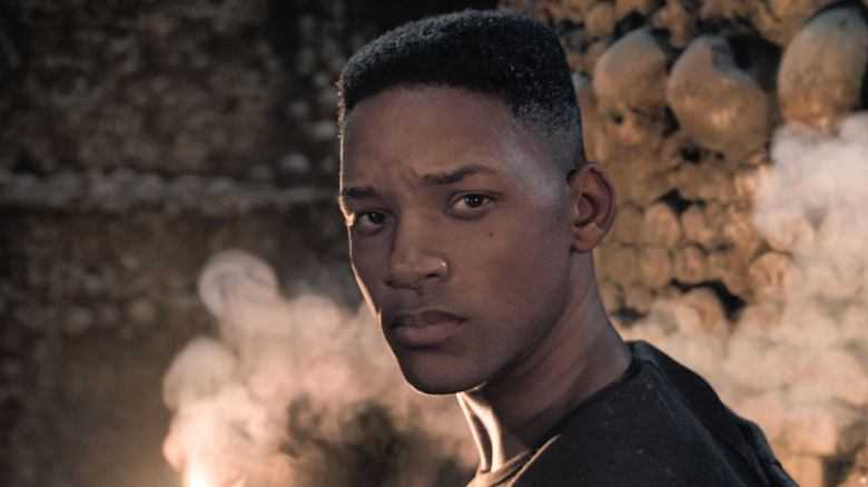 """Will Smith i """"Gemini man""""."""